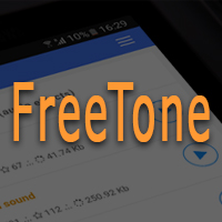 Ringtones Sound effects for mobile phone - FreeTone